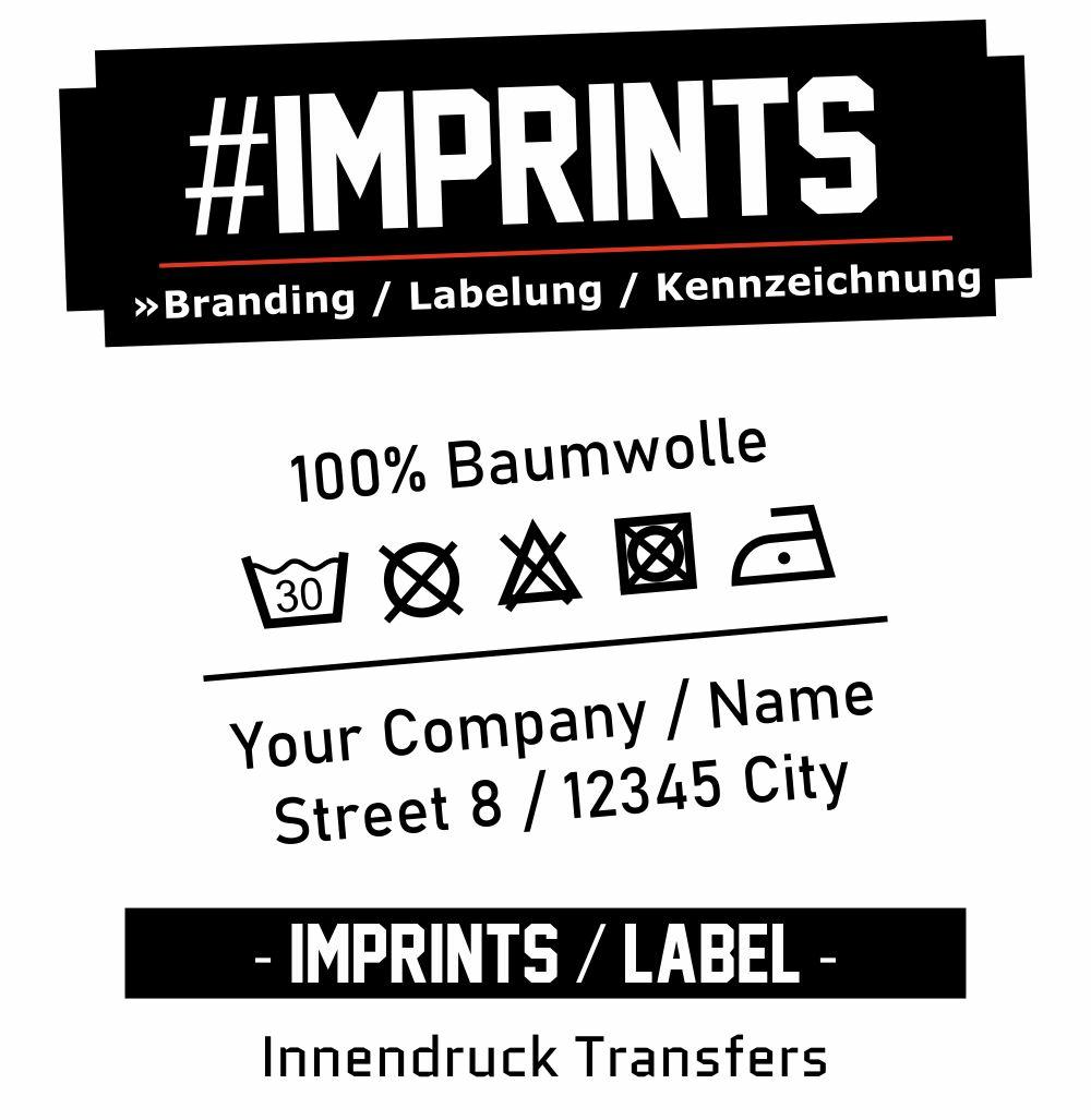 Imprints / Innendrucke / Transfers / Label