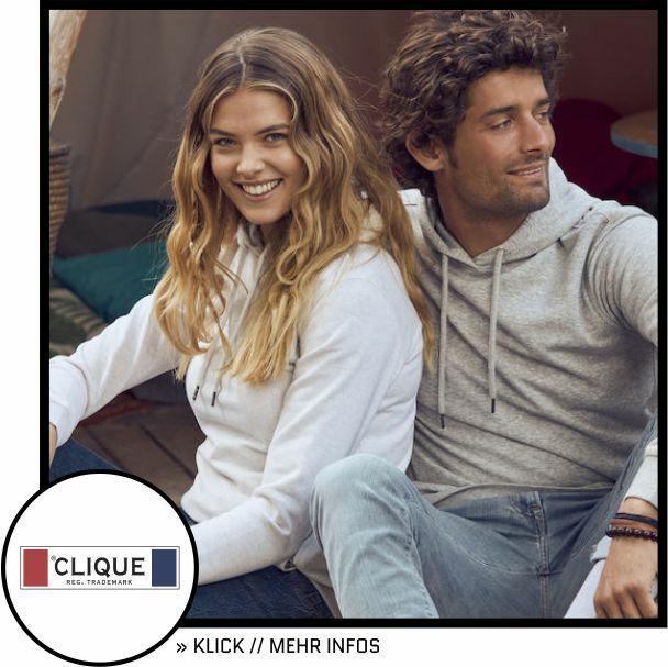 Clique // Sortiment ( Textilien Großhandel )