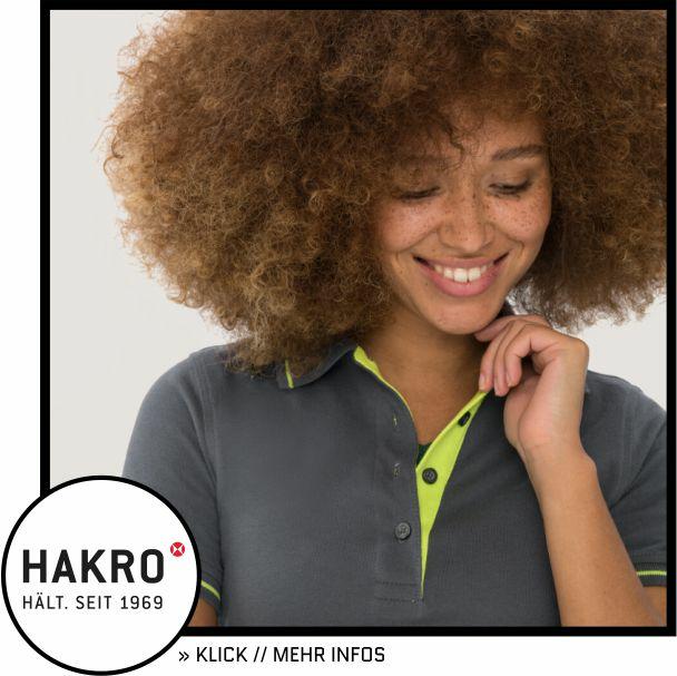 HAKRO // Sortiment ( Textilien Großhandel )
