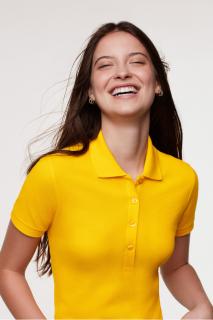 Damen-Poloshirt Classic, Hakro 110 // HA110
