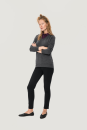 Damen-V-Pullover Merino Wool, Hakro 134 // HA134
