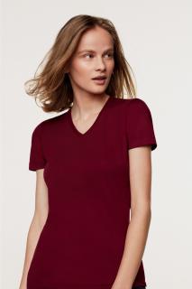Damen-V-Shirt Performance, Hakro 181 // HA181