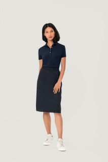 Damen-Poloshirt Stretch, Hakro 222 // HA222