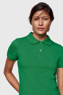 Damen-Poloshirt Top, Hakro 224 // HA224