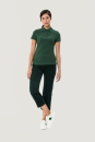 Damen-Poloshirt Top, Hakro 224 // HA224