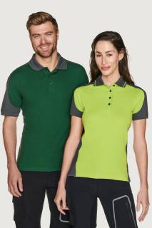 Damen-Poloshirt Contrast Performance, Hakro 239 // HA239