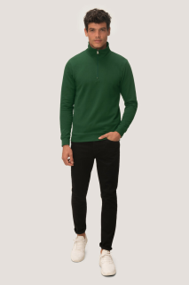 Zip-Sweatshirt Premium, Hakro 451 // HA451