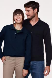 Pocket-Sweatshirt Premium, Hakro 457 // HA457