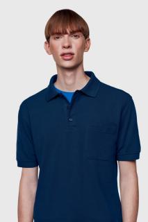 Pocket-Poloshirt Top, Hakro 802 // HA802
