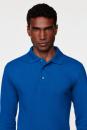Longsleeve-Poloshirt Classic, Hakro 820 // HA820