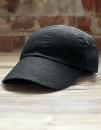 Low-Profile Twill Cap, Anvil 156 // A156