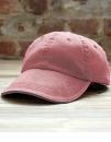 Sandwich Trim Pigment Dyed Cap, Anvil 166 // A166