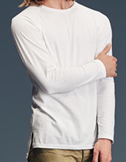 Lightweight Long & Lean Raglan Long Sleeve Tee, Anvil 5628 // A5628