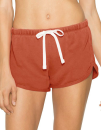 Women`s French Terry Running Shorts, American Apparel...