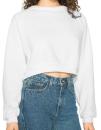Women`s Flex Fleece Crop Pullover, American Apparel...