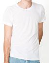 Unisex Sublimation T-Shirt, American Apparel PL401W // AM401
