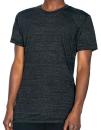 Unisex Tri-Blend Track T-Shirt, American Apparel TR401W...