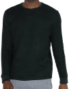 Unisex Baby Thermal Long Sleeve T-Shirt, American Apparel...