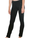 Women`s Jersey Straight Leg Yoga Pants, American Apparel...