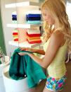 Economy Bath Towel, Bear Dream ET70X140 // BD130