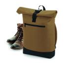 Roll-Top Backpack, BagBase BG855 // BG855