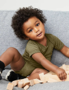 Baby Triblend Short Sleeve Onesie, Bella 134B // BL134B