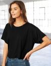 Flowy Boxy T-Shirt, Bella 8881 // BL8881