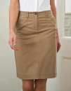 Business Casual Collection Austin Chino Skirt, Brook...