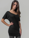 Ladies` Viscose Tee, Build Your Brand BY040 // BY040