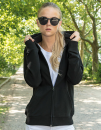Ladies` Terry Zip Hoody, Build Your Brand BY069 // BY069