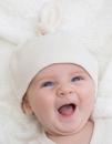 Baby One Knot Hat, Babybugz BZ15 // BZ15