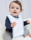 Baby Bib with Ties, Babybugz BZ16 // BZ16C