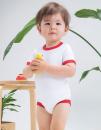 Baby Ringer Bodysuit, Babybugz BZ19 // BZ19