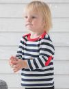 Baby Stripy Long Sleeve T, Babybugz BZ38 // BZ38