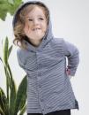 Baby Striped Hooded T, Babybugz BZ47 // BZ47