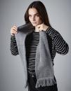 Classic Knitted Scarf, Beechfield B470 // CB470