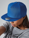 5-Panel Snapback Rapper Cap, Beechfield B610 // CB610