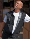 Contrast Work Vest, Carson Contrast CC700 // CR750
