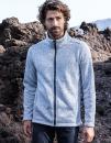 Men`s Knit Fleece Jacket C+, Promodoro 7720 // E7720