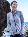 Women`s Knit Fleece Jacket C+, Promodoro 7725 // E7725