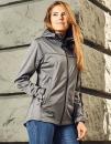 Women`s Hoody Softshell Jacket, Promodoro 7811 // E7811