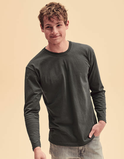 Valueweight Long Sleeve T, Fruit of the Loom 61-038-0 // F240