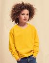 Kids Classic Raglan Sweat, Fruit of the Loom 62-039-0 //...