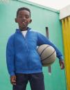 Kids Classic Sweat Jacket, Fruit of the Loom 62-005-0 //...