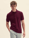 65/35 Tailored Fit Polo, Fruit of the Loom 63-042-0 // F506