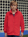 Full Zip Fleece Kids, Fruit of the Loom 62-511-0 // F800K