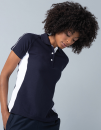 Ladies` Sports Polo, Finden+Hales LV323 // FH323