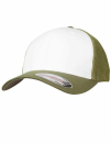 Flexfit Mesh Colored Front Cap, FLEXFIT 6511CF // FX6511CF
