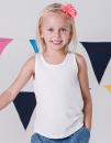 Girls Racerback Tank Vest, Mantis Mini HM81 // HM81
