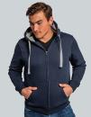 Men´s Hooded Jacket, HRM 701 // HRM701